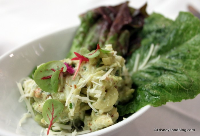 Port of Call Crab and Avocado Salad