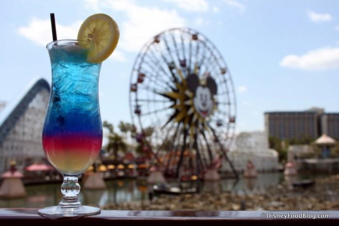 Fun Wheel Cocktail at Cove Bar