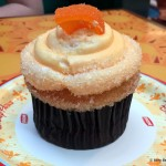 Guest Review: Orange Cupcake at Sunshine Seasons in Epcot