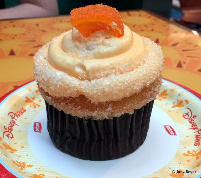 Orange Cupcake from Sunshine Seasons