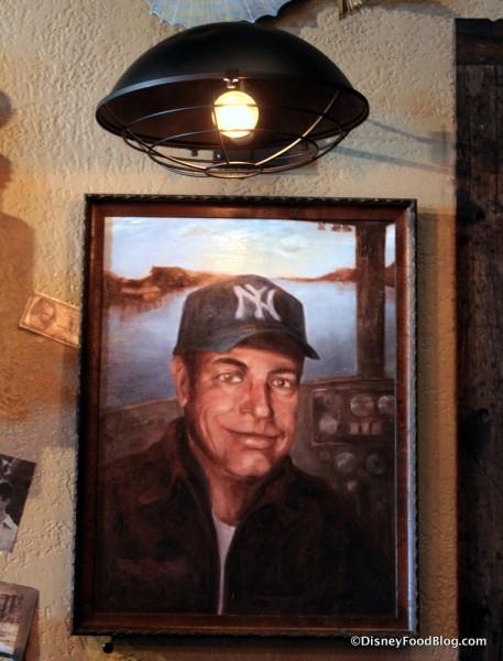 Jock Lindsey's Portrait