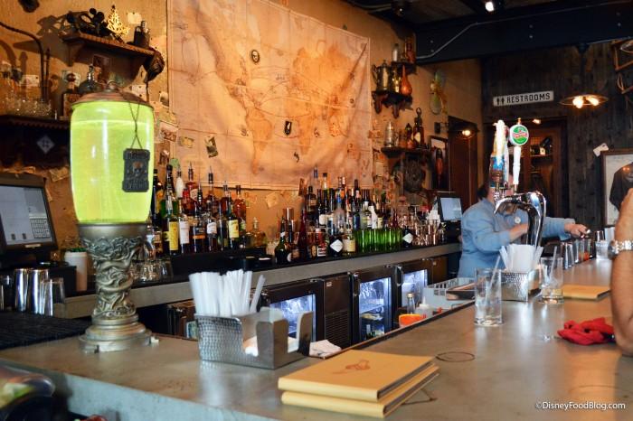 Jock Lindsey's Indoor Bar