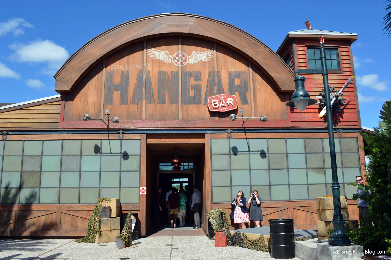 Jock Lindsey S Hangar Bar
