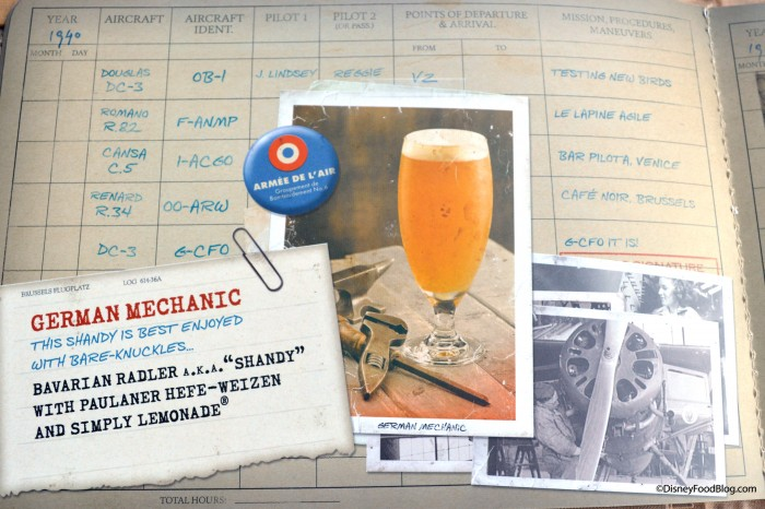 Pilot's Log Book: Europe