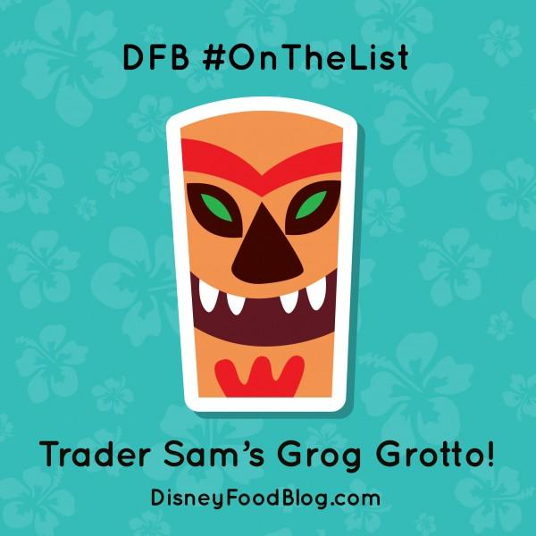 #OnTheList: Trader Sam's Grog Grotto