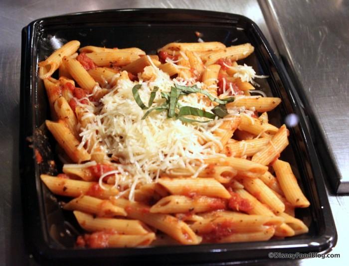 Terra Nova Tomato Basil Pasta