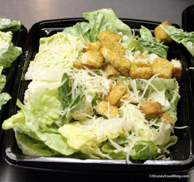 Celestial Chicken Caesar Salad