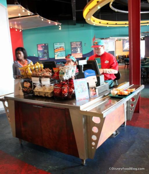 Pizza Port Cash Register