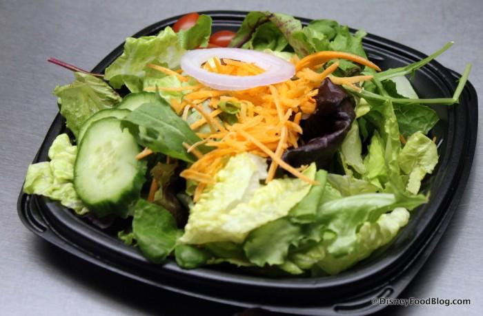 Starfield of Greens Side Salad