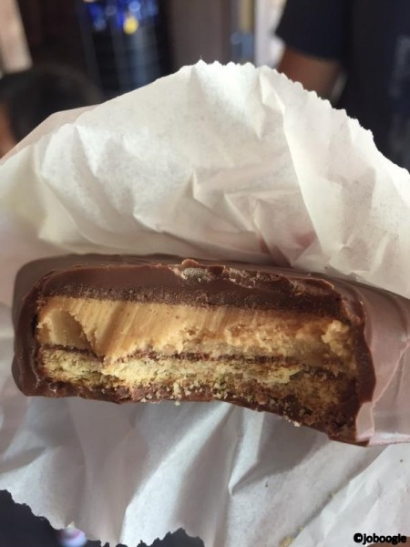 Chocolate Peanut Butter Sandwich at Disneyland!