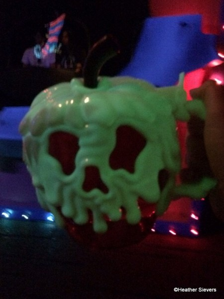 Glowing Poison Apple Mug