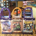 Dining in Disneyland: Fun Halloween Time Candy Bags!