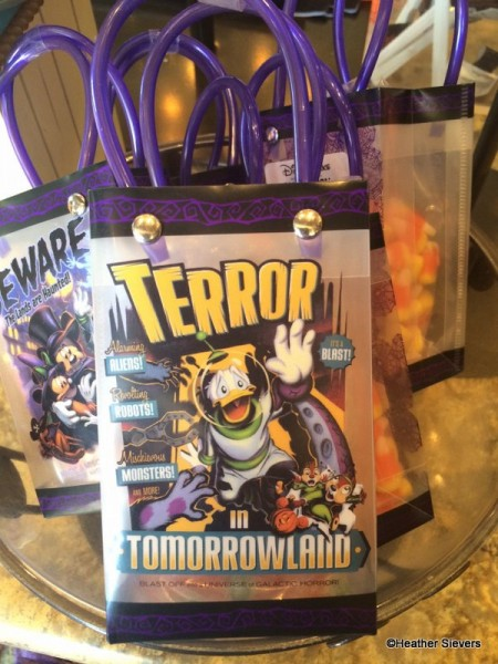 Donald Duck: Terror in Tomorrowland Sour Jelly Pumpkins