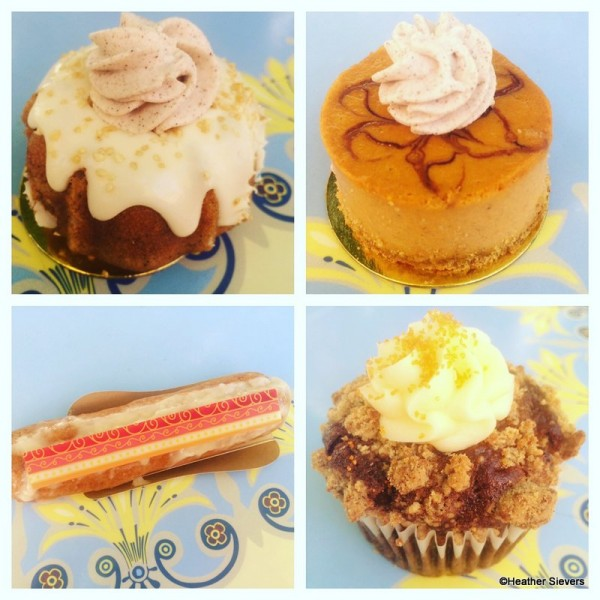 Fall Sweets from Jolly Holiday