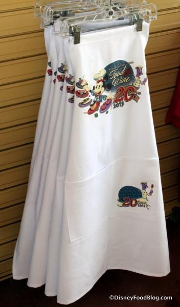Food and Wine Festival Tea Towel
