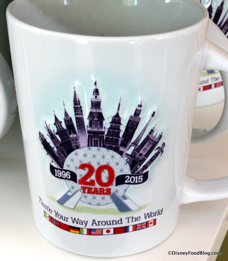 2015 Epcot Food And Wine Festival 20th Anniversary