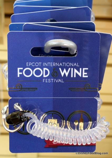 Food and Wine Festival Reloadable Mini Gift Cards