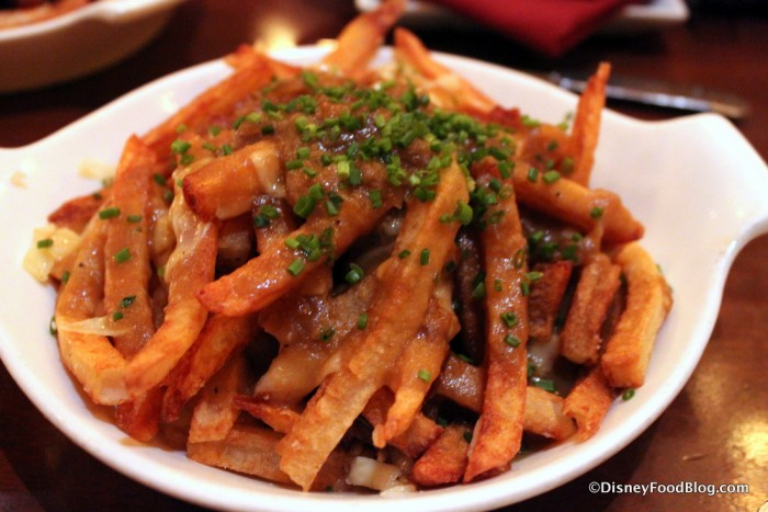 French Onion Poutine