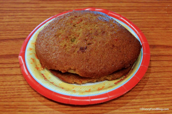 Carrot Cake Cookie