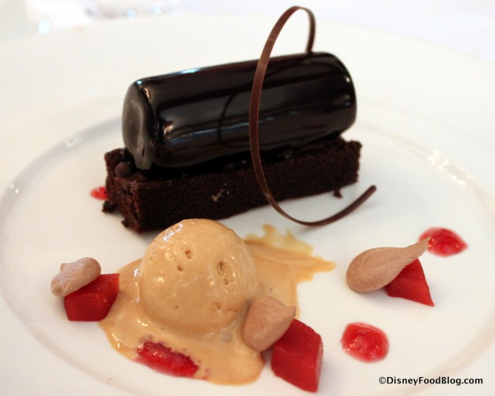 Chocolate Mousse Cake Dessert