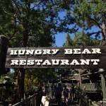 Dining in Disneyland: Seasonal Eats at Hungry Bear Restaurant
