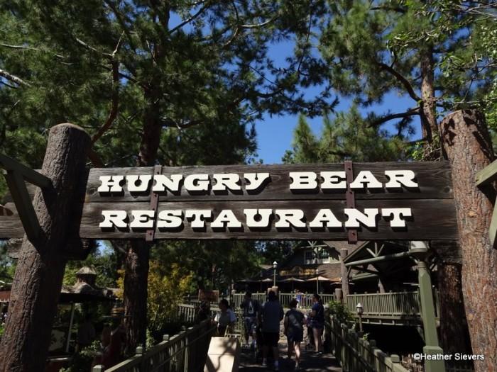 Hungry Bear Restaurant