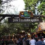 Dining in Disneyland: Big Thunder Ranch BBQ Halloween Round Up Featuring Seasonal Cookie Bake