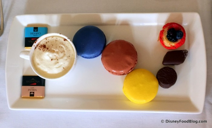 Macarons and Other Goodies from The Parisian Afternoon Event