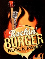 Epcot Food and Wine Rockin Burger Block Party Graphic 15