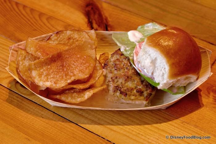 Burger -- Name