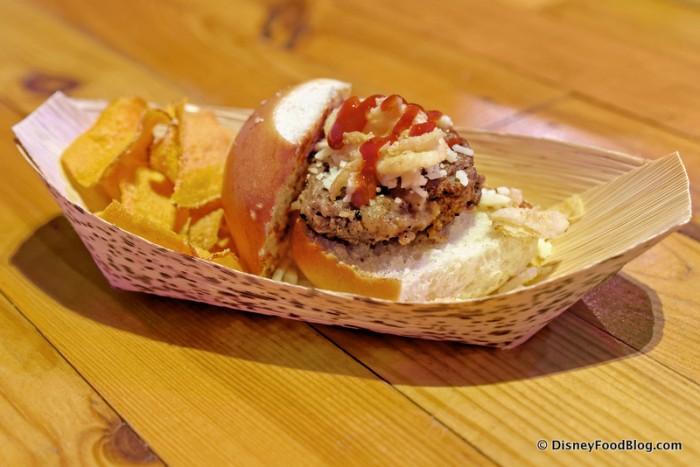 Backwoods Burger