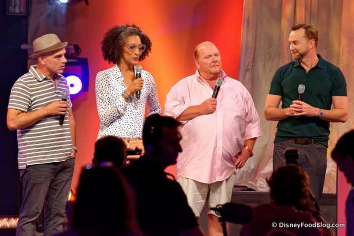 The Cast of The Chew