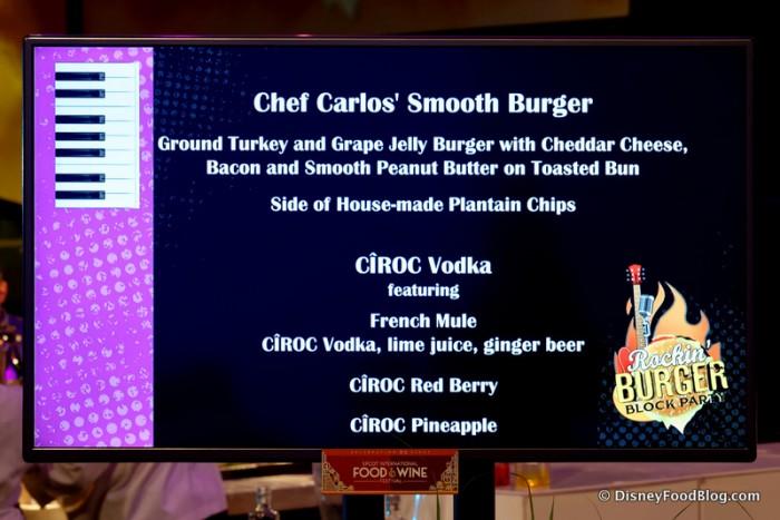 Smooth Burger Description