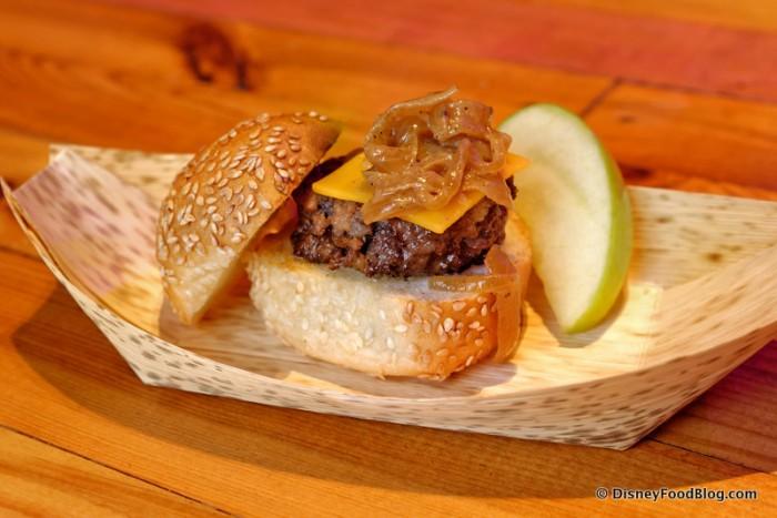 The Chew Burger