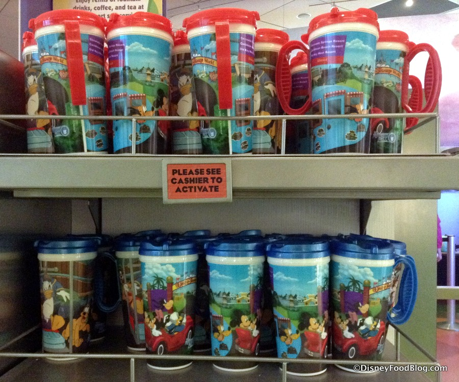 Out Mugs Rolling Resorts NewsNew Across Refillable Walt Disney World xoBerCWEQd