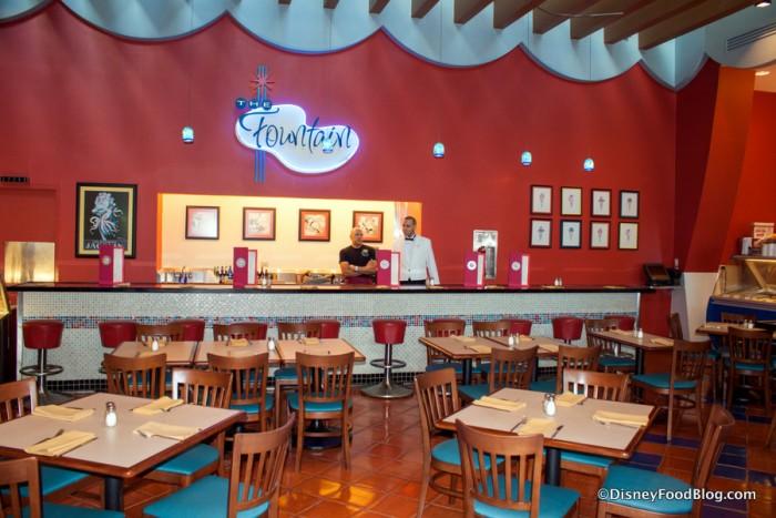 The Fountain Restaurant