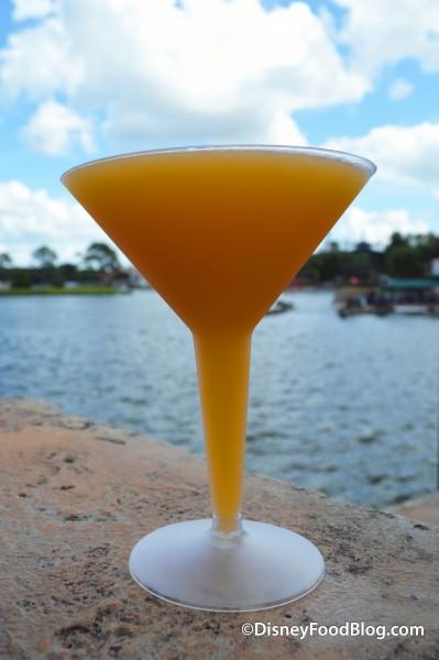Grand Marnier Orange Slush