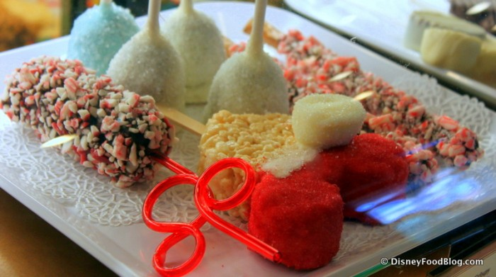 Assorted Holiday Confectionery Treats