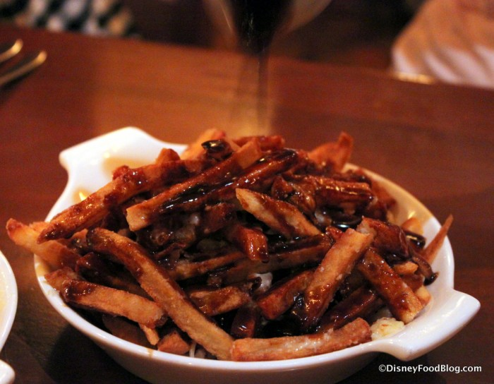 Le Cellier Signature Poutine