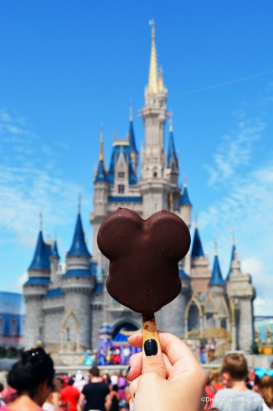 Nestle Mickey Ice Cream Bar
