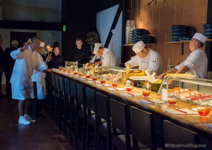 Iron Chef Masaharu Morimoto
