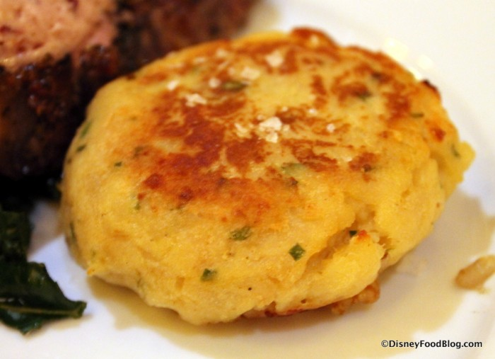 Garlic Herb Rosti