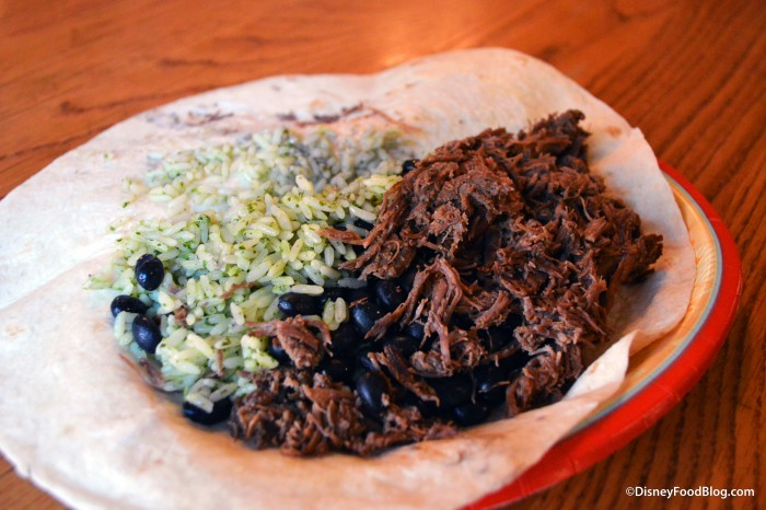 Burrito Open