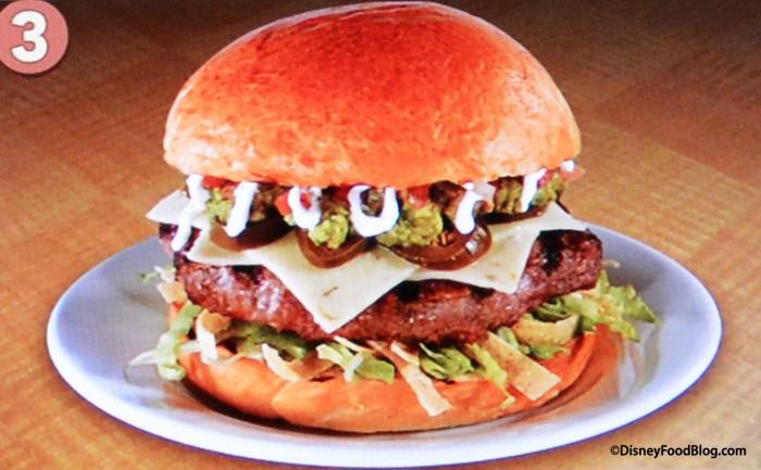 Southwesterner Burger