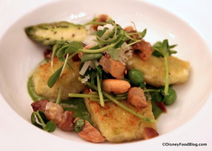 Sautéed Asparagus Appetizer
