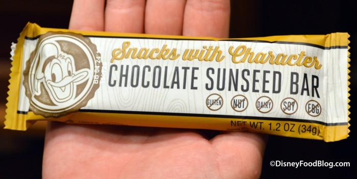 Chocolate Sunseed Bar