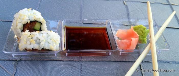Sushi from Kimono's