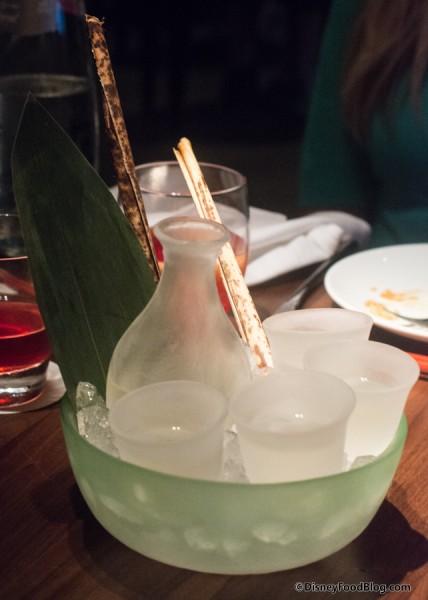 Sake Service