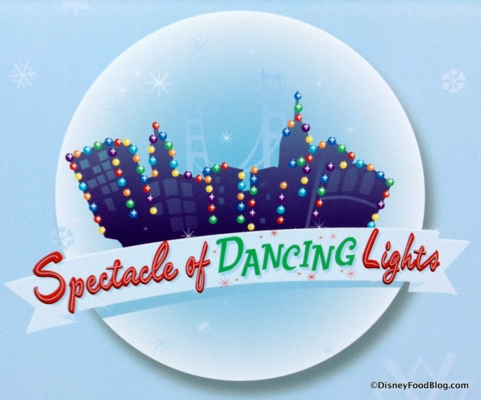 Spectacle of Dancing Lights logo