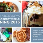 Grand Launch Sale! DFB Guide to Walt Disney World Dining 2016 e-Book is HERE!